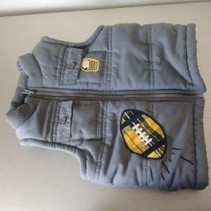 18 month Boy jacket vest